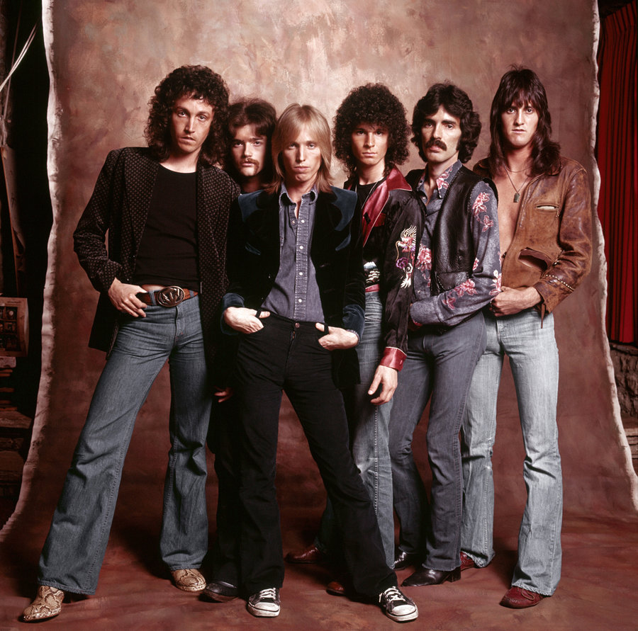 Tom Petty And The Heartbreakers Chart History