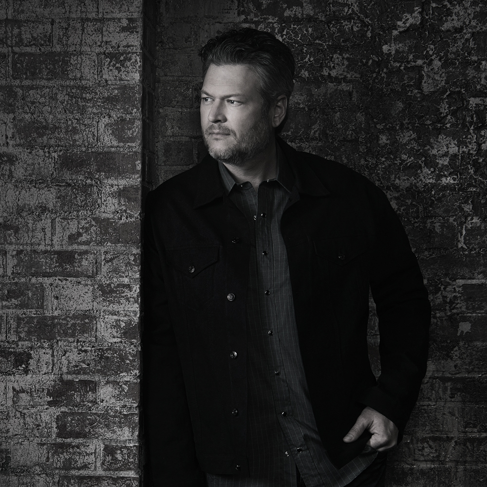 Blake Shelton Featuring Gwen Stefani Happy Anywhere Billboard Hot Country Songs